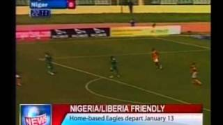 Nigeria / Liberia Friendly