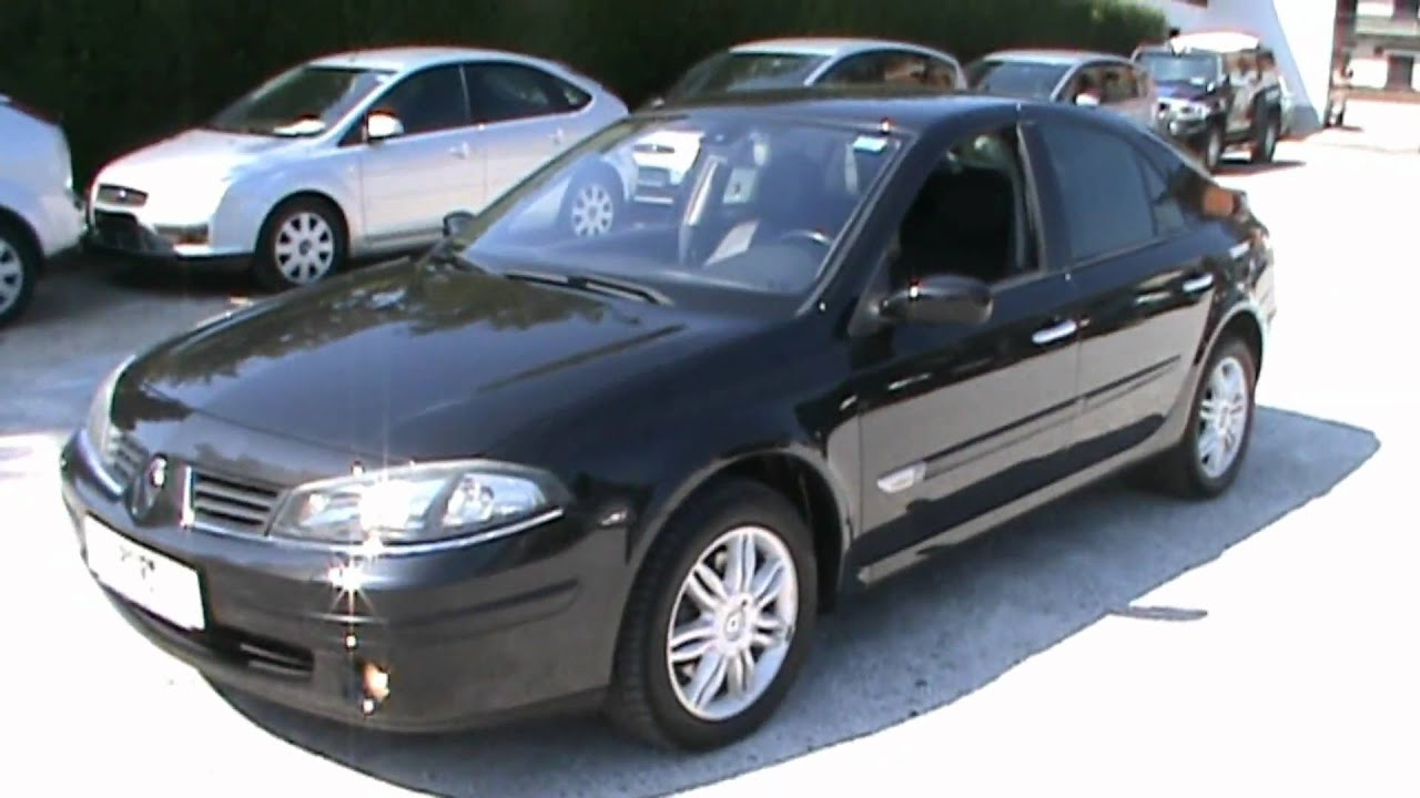 2006 renault laguna 2 2 dci initiale automatic full review. Black Bedroom Furniture Sets. Home Design Ideas