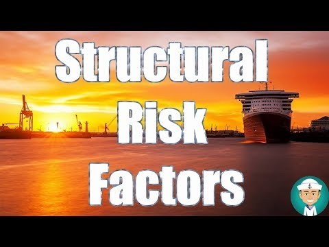 Vessel Structural Risk Factors