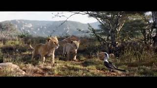 "THE LION KING (2019) - Spot TV ""Simba & Nala Future King and Queen"" HD"