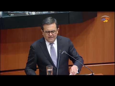 Comparecencia del Secretario de Economía, Ildefonso Guajardo