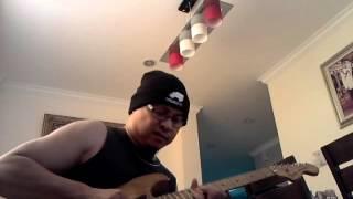 Yngwie j Malmsteen Far beyond the sun guitar cover