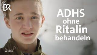 Zu viel Ritalin: Falsche ADHS-Diagnosen mit Gehirnströmen erkennen   Gut zu wissen   BR