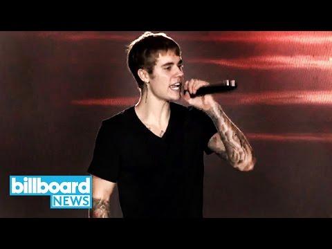 Justin Bieber's 'Let Me Love You' Brings Tears at American Music Awards 2016   Billboard News