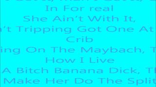 Ayy Ladies ( lyrics ) - Tyga and Travis Porter