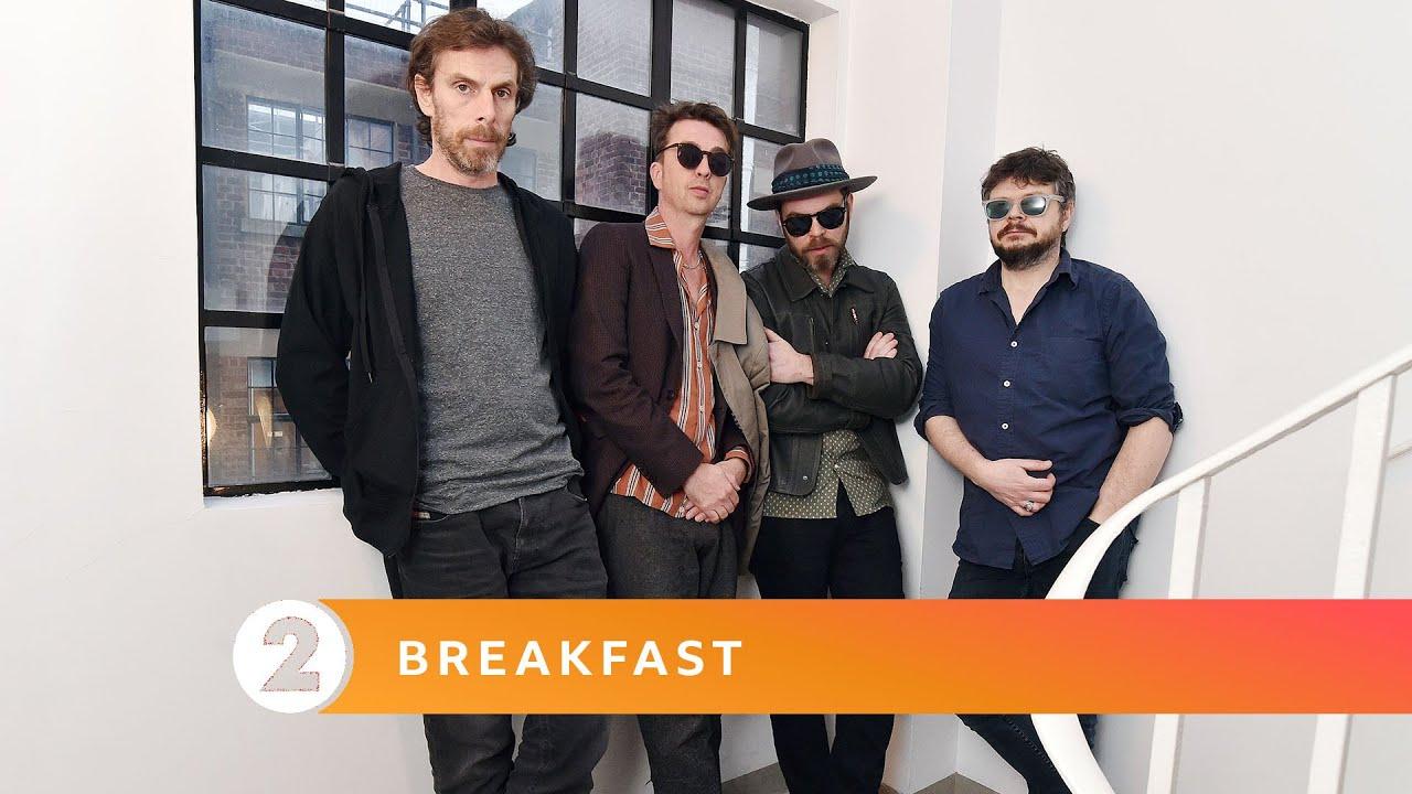 Supergrass - Alright - Radio 2 Breakfast
