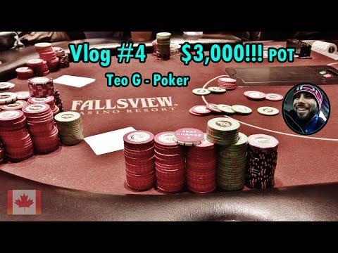 HUGE POT!!! | 5/10NL Hold'Em | Poker Vlog #4