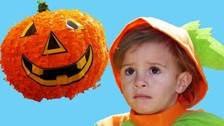 Trick or Treat Song and More Nursery Rhymes & Kids Songs LETSGOMARTIN