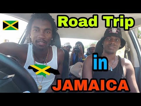 Vlog #43 Road Trip In JAMAICA.. ( We Got Lost ) | DAY 5 |