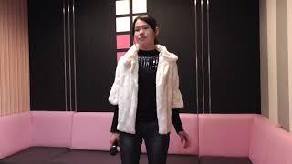 富士はるか(中2)が高橋洋子さんの『魂のルフラン』を歌ってみました.