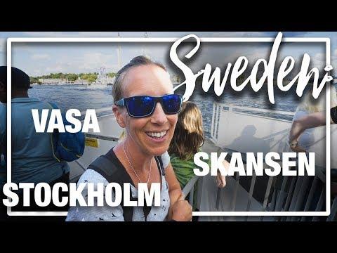 Sweden: Stockholm Exploring Skansen and Vasa Museum