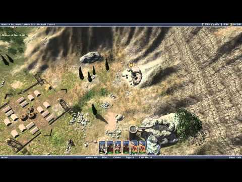 Let's Play Grand Ages: Rome 39 (The Renegade General, They Have An Elephant!)