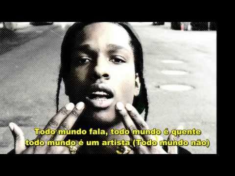 A$AP Rocky com OverDoz - Pain (Legendado/Tradução)