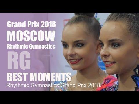 "GRAND PRIX MOSCOW 2018"" / The Best Moments / Rhythmic Gymnastics / Full Version"