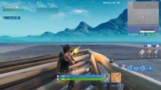 Fortnite Aimbot glitch! (proof)