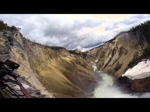Motorcycle Trip, Jackson Hole to Yellowstone - Kirbys Trip, 4 of 6
