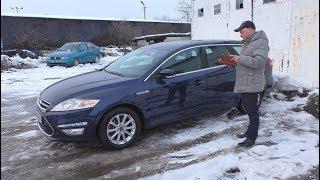 Ford Mondeo за 5700 Евро Плюсы и Минусы
