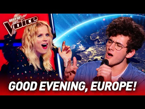 The Voice talents on Eurovision 2021   Special