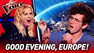 The Voice talents on Eurovision 2021 | Special