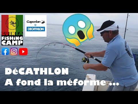 Pêche Exotique Guinée Conakry, Guinea Fishing Camp, Vidéo Spéciale Décathlon