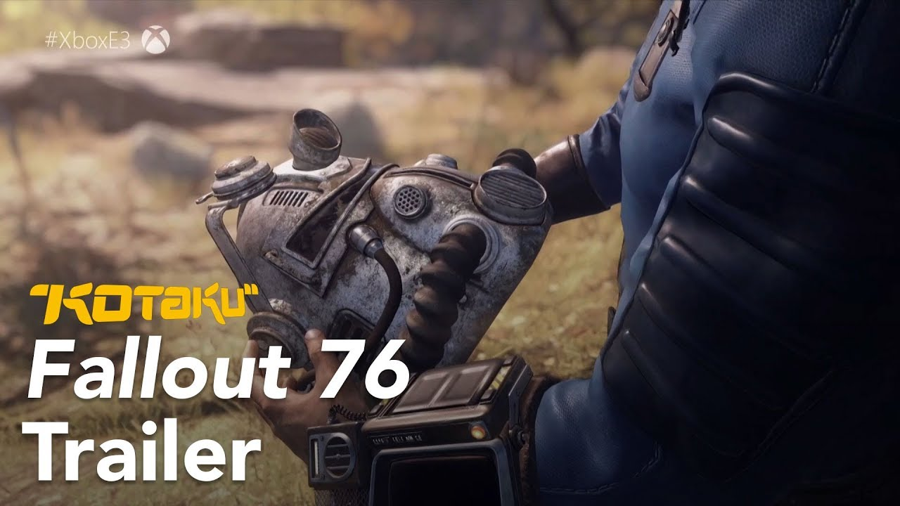 Fallout 76's Approach To Nukes Seems Like A Shift For The Series