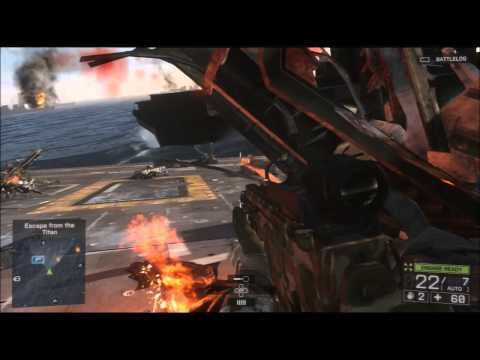 BF4 Campaign Gold - South China Sea
