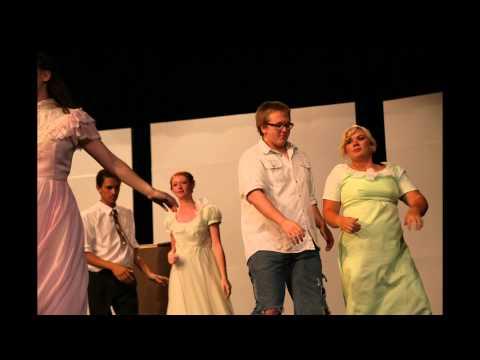 Hutchinson Community Theatre 2013 Music Man Slideshow