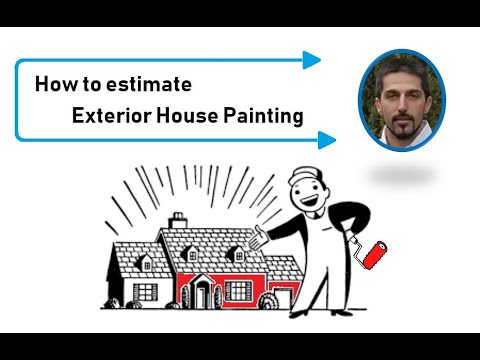 How to estimate exterior painting jobs made easy in - How to bid an exterior paint job ...