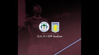 Wigan Athletic VS Aston Villa (WORST PERFORMANCE OF THE SEASON)