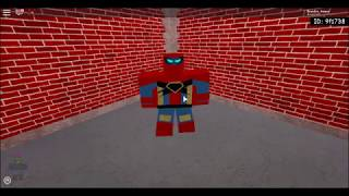 Roblox SHL II How to make Iron Spider Infinity War