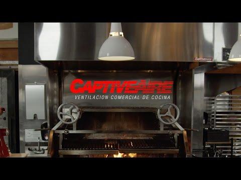 Cómo Instalar una Campana con Protección Contra Incendios CORE
