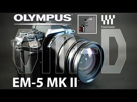 Olympus OMD EM 5 MK II | Фотоаппарат для всех