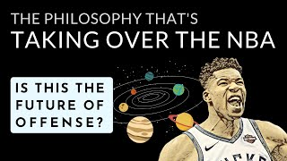 The Offensive Philosophy Taking Over The Nba | Heliocentrism & Its History