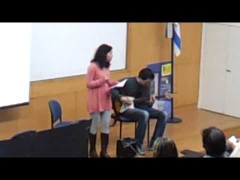 Nathalie Cohen and Danny Cohen - Ain't No Sunshine Cover