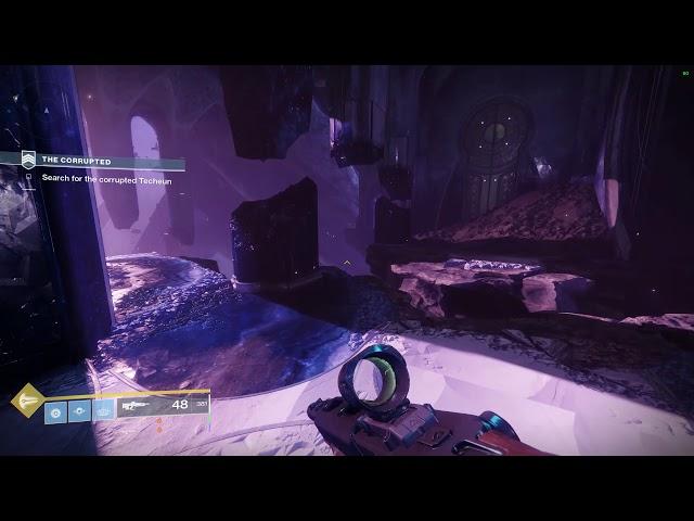 The Corrupted Strike, Ahamkara Bones Location, Destiny 2 Forsaken (Check Description)