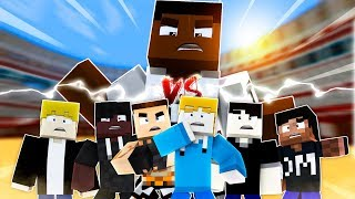 Minecraft | KSI VS THE SIDEMEN (YouTuber Fight) ft. Ricegum, Faze Banks & Keemstar