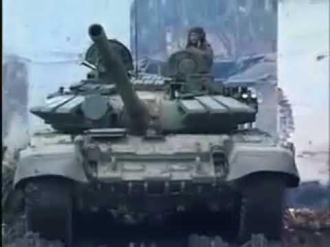 Чечня, декабрь 1994 год.  Начало войны