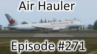 FSX   Air Hauler Ep. #271 - Vienna to Porto   767-300