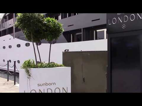 Sunborn London Yacht Hotel - Entrance