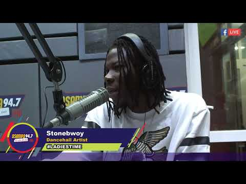 CAF CONFEDERATIONS CUP : Dancehall artist Stonebwoy had this to say to the Asante Kotoko team