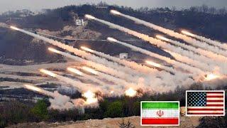 USA vs IRAN Military Inventory Comparison 2020