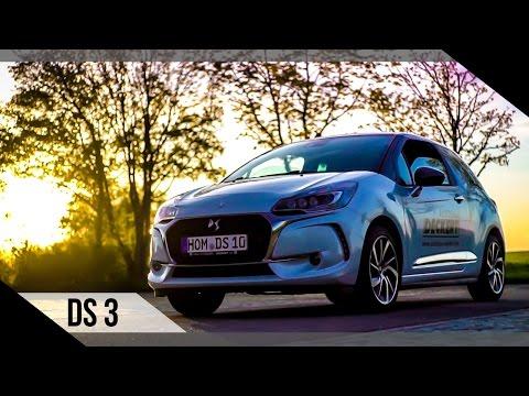 MotorWoche | DS3 | DS Automobiles | 2016 | Test | German
