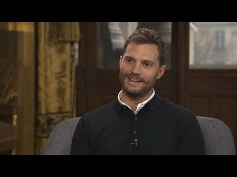 Jamie Dornan - Fifty Shades Freed Interview (Paris Opera House) 3