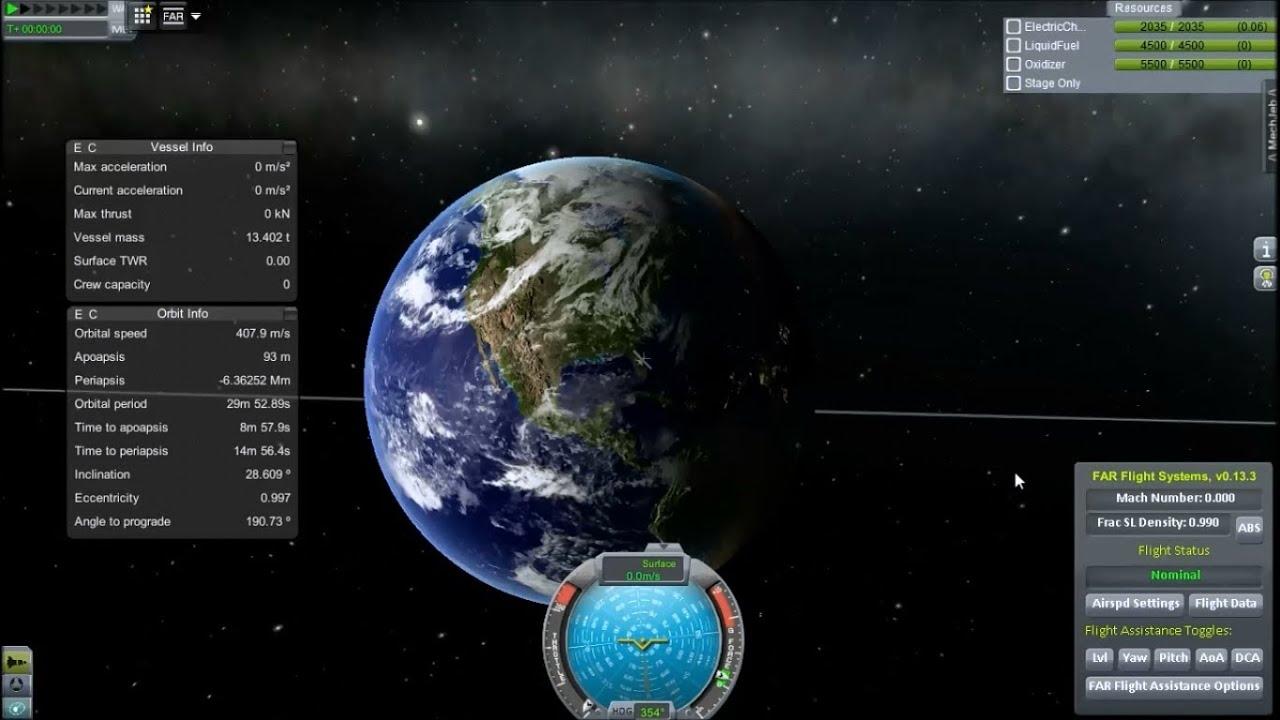 Real Solar System #1, Satellite Network, Kerbal Space ...