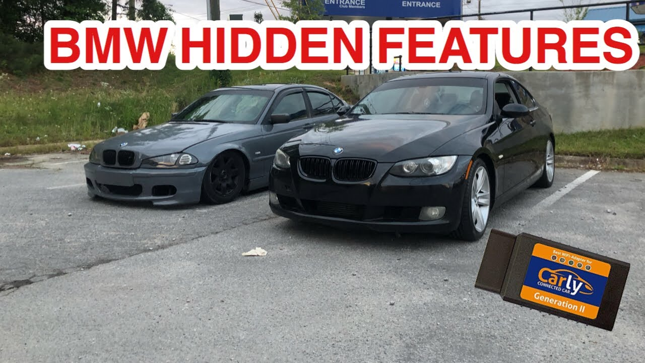 BMW e90 - coding is fun and easy with Carista ! by Casper BMW