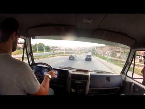 Dirigindo Caminhão VW 17-210