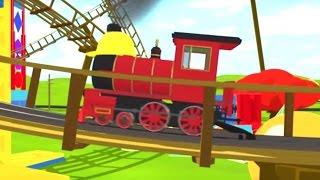 Zeichentrickfilm - Shawn der Zug - Achterbahn
