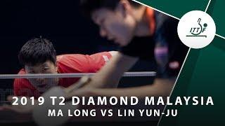 Ma Long vs Lin Yun-Ju | T2 Diamond Malaysia (QF)