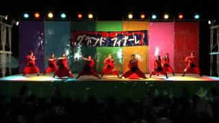 静大祭2011 フィナーレ 忍絆桜爛