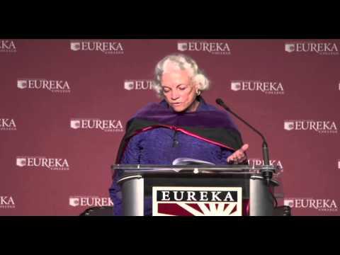 Sandra Day O'Connor Convocation Speech, Eureka College, 4-9-13 ...
